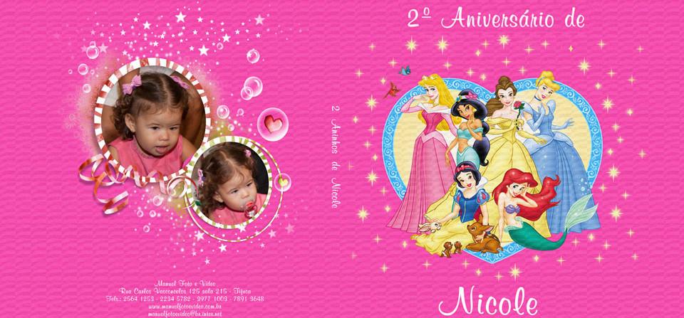 2º Ano de Nicole
