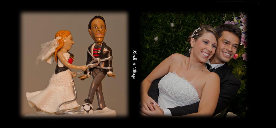 Casamento de Kirah e Thiago