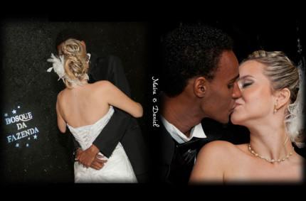 Casamento de Maíra e Daniel