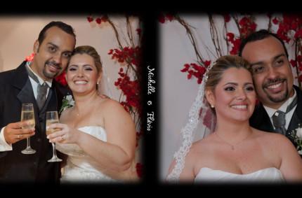 Casamento de Michelle e Flávio