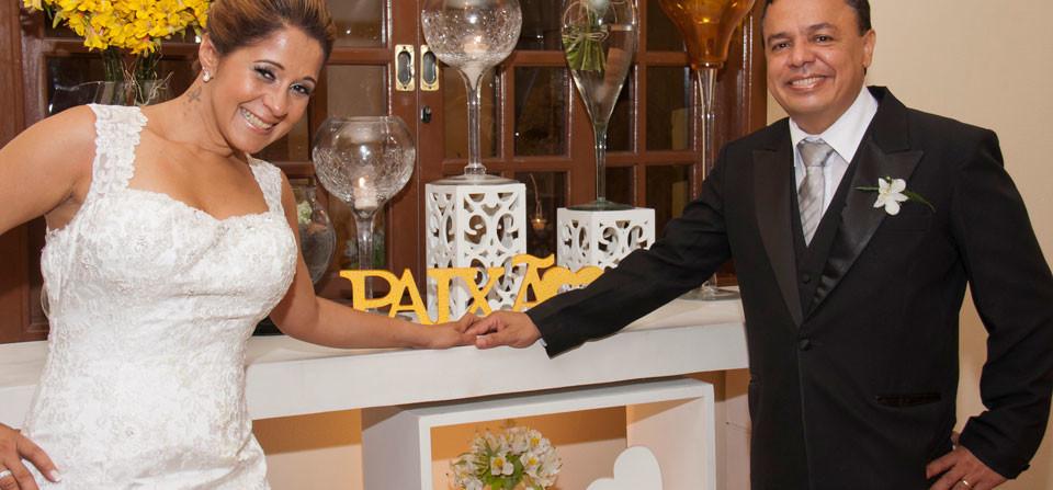 Casamento de Ana Cristina e Luis Cláudio