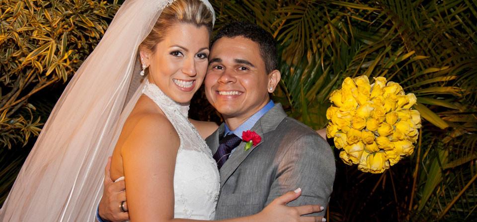 Casamento de Caroline e Felipe