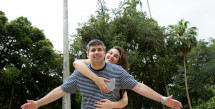 Ensaio externo de Vanessa e Daniel 15